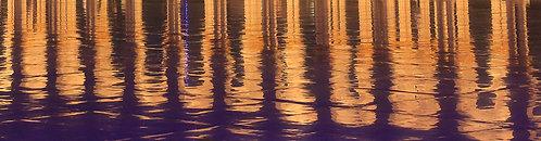 Reflets colonnes