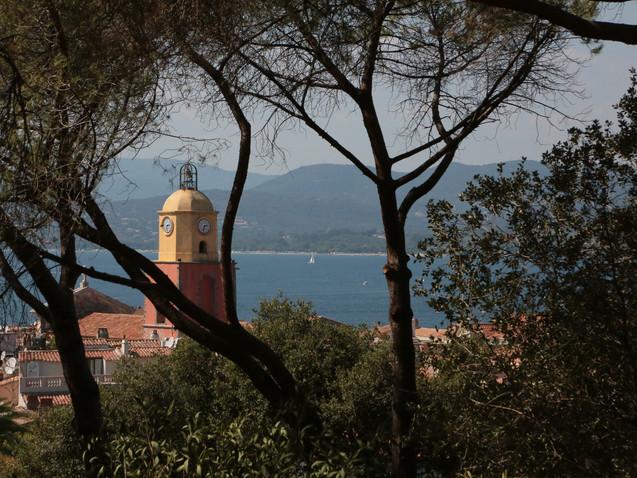 Sous le soleil de St Tropez