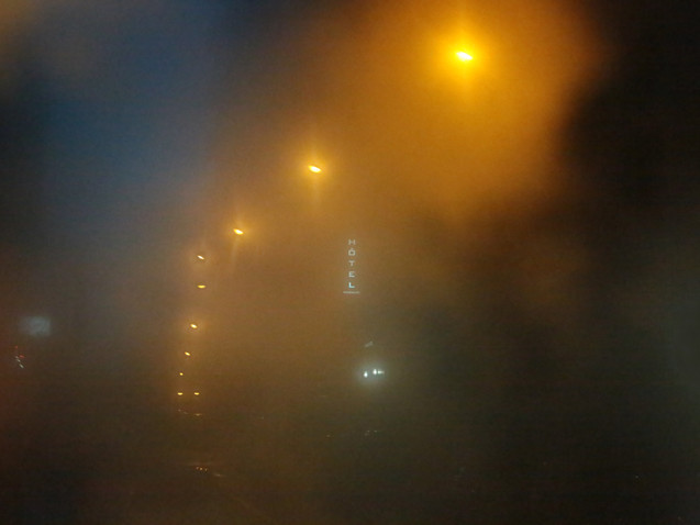 Hôtel de brume