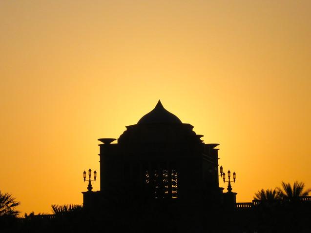 Contrejour oriental