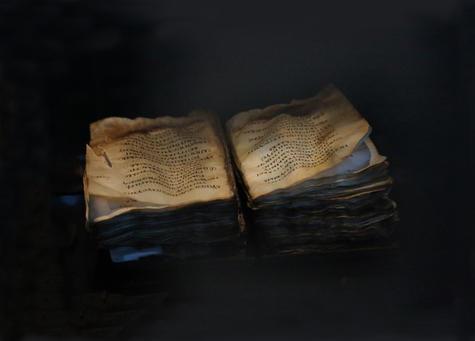 Psautier copte