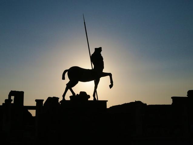 Centaure de Pompéi