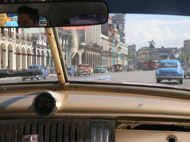 Cuba vu de l'intérieur
