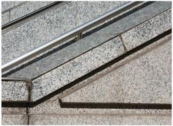 Granit Inox Pente et Ombre