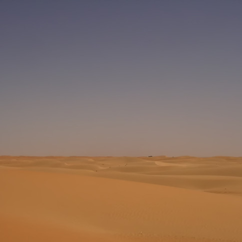 Au fond... Nouakchott