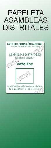 Asambleas Distritales