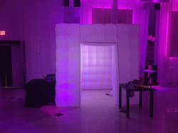 LED Inflatable Booth