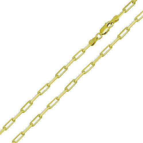 Petit Paperclip Necklace