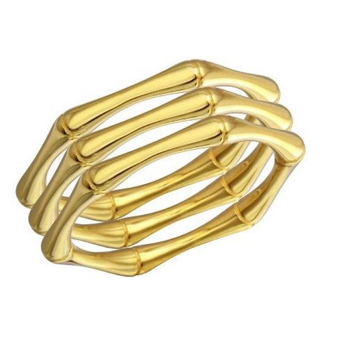 Stackable Bamboo Ring