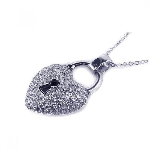 Je T'aime Necklace