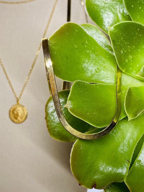 Herring Bone Necklace