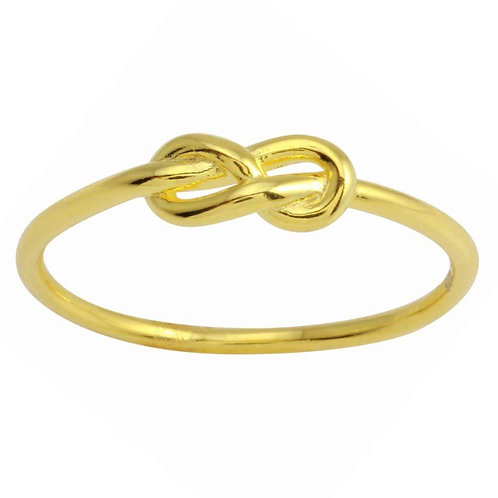 Dainty Knot Ring