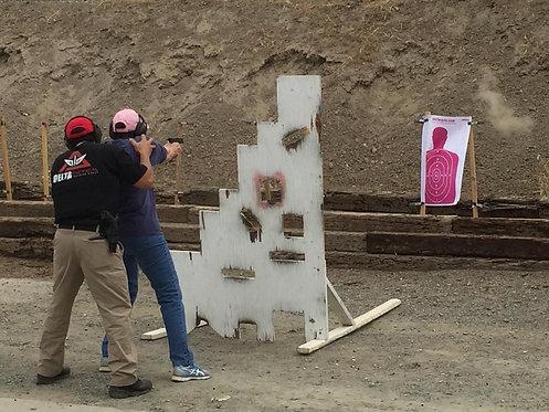 Pistol 2:  Pistol Skills & Firing Techniques