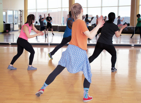 Why I Love Teaching Adult Dance Classes