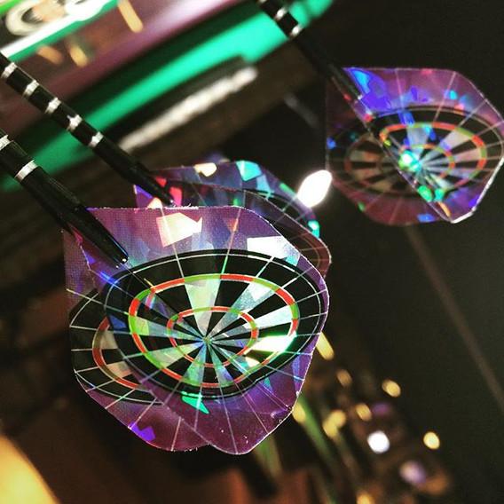 Darts at Q22 Billiards#q22billiards #bil