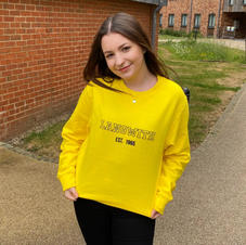 Yellow Roundneck Jumper