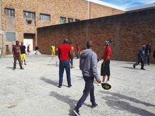 Street Racket at Pollsmoor Prison