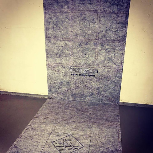 Vlies-Spielteppiche (Wandfeld) selbsthaftend