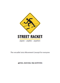 "Finally! The Street Racket booklet ""games, exercises, tips and tricks"" is also out in English now!"