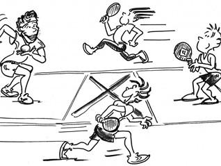 Street Racket als Empfehlung vom Bundesamt für Sport!