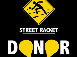 Street Racket Donor Community