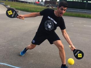 Street Racket Spotlight TV  - mit Franco Marvulli
