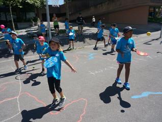 Feriencamps mit Street Racket