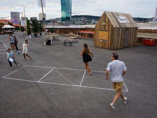 Street Racket @ Urban Playground Zürich