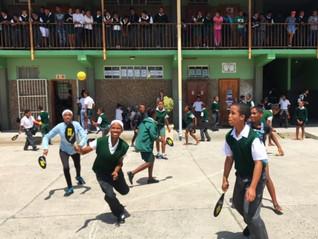 Workshop at Botriver Primary School