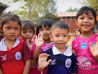 So effektiv werden die Gelder unserer Donors eingesetzt ... Kambodscha wir kommen!