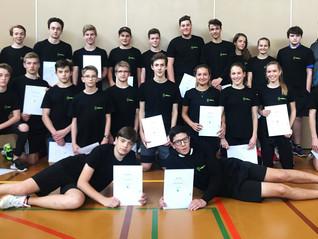 Street Racket in den offiziellen Jugend & Sport Ausbildungsstrukturen verankert
