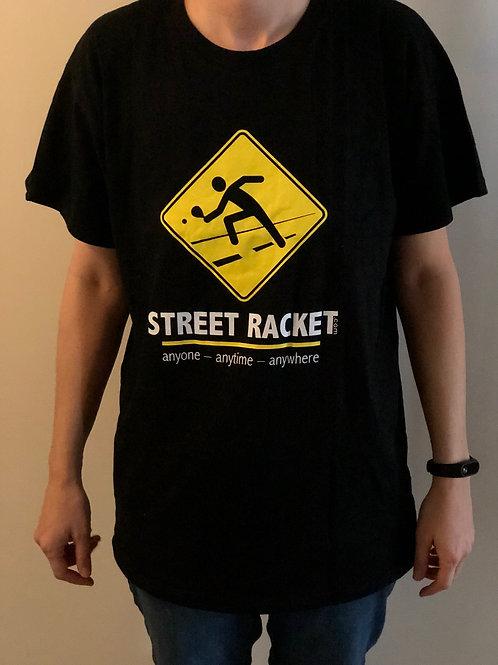 Street Racket T-Shirt Mann / Men
