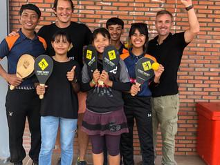 Street Racket & ICF: Empowering Cambodians!