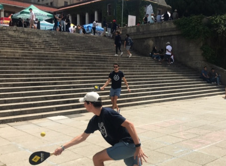 Introducing Street Racket at the University of Cape Town