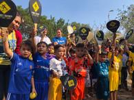 Street Racket @ famous Phare Ponleu Selpak