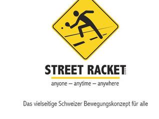 Die Street Racket Lehrmittel sind fertig!