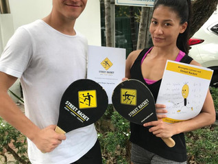 First Street Racket instructors in Thailand