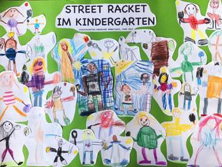 Viel Lob aus den Schulen für Street Racket
