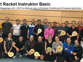 Zusammenarbeit mit Badminton Experten J&S