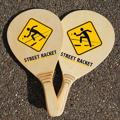 2 Street Racket Schläger Classic / Street Racket rackets classic
