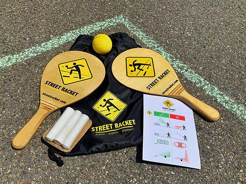 Street Racket Set Classic / Street Racket Set Classic
