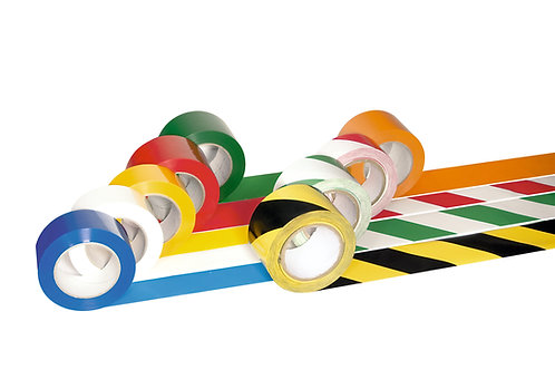 Klebebänder für Indoormarkierung / adhesive tape for indoor courts