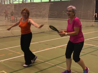 Street Racket & Pro Senectute: Eine Spielsportart bis ins hohe Alter