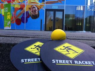 Street Racket @ Spielwarenmesse Nürnberg