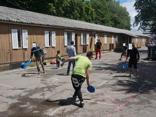 Street Racket im Asylwesen