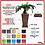 Thumbnail: Vaso de Polietileno 90x40 - Ref. VQF90