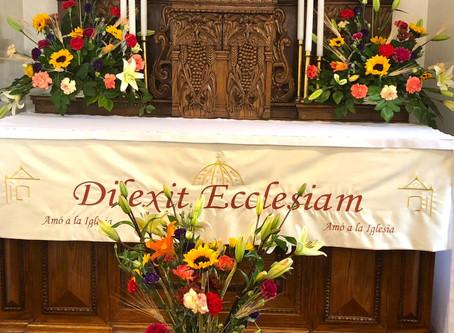 Misa de Alianza y conmemoración de la Pascua del Padre