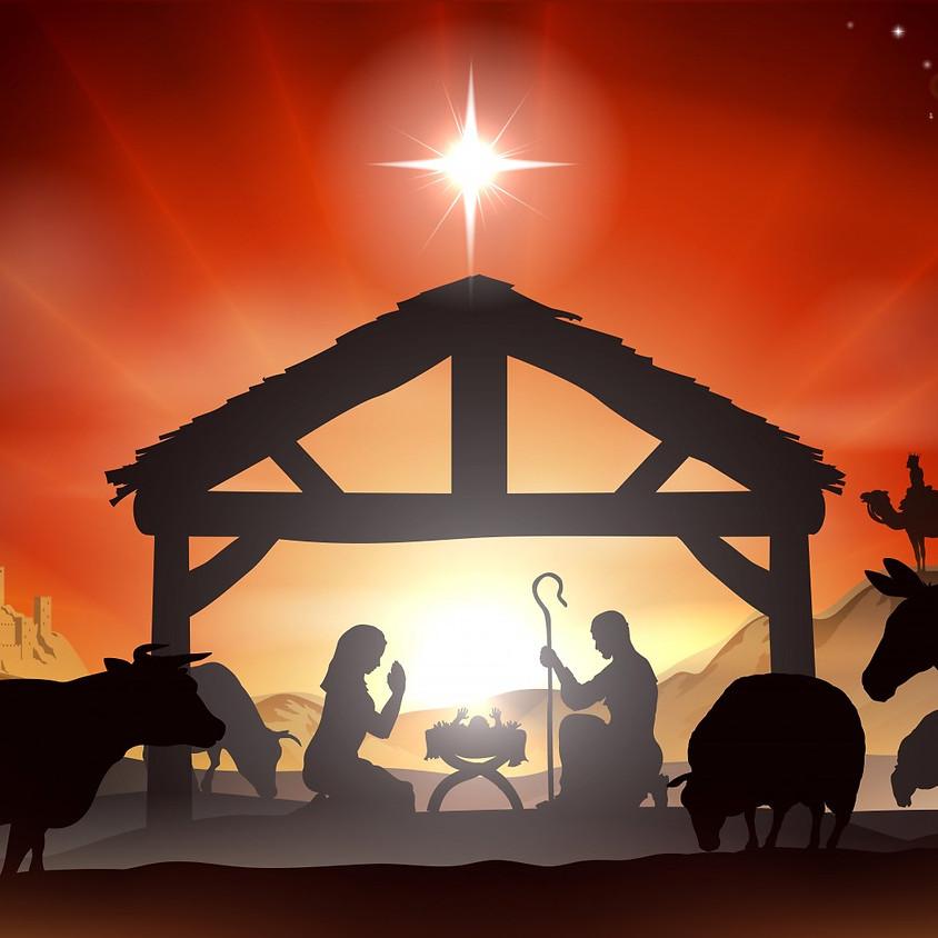 Misa de Noche Buena, 24 de diciembre, 18:00 Hrs.