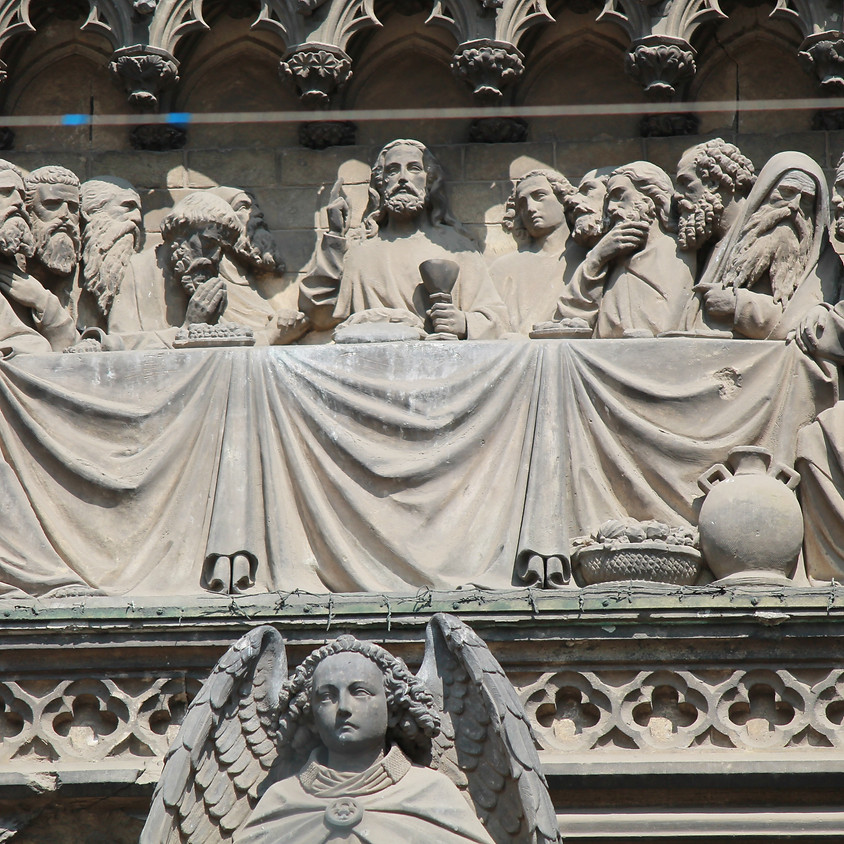 Jueves Santo - Misa última cena del Señor