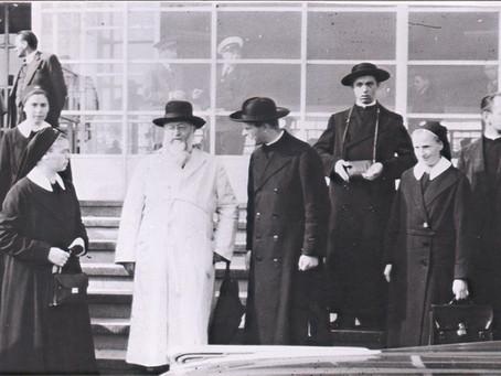 Primer viaje del P. Kentenich a Chile